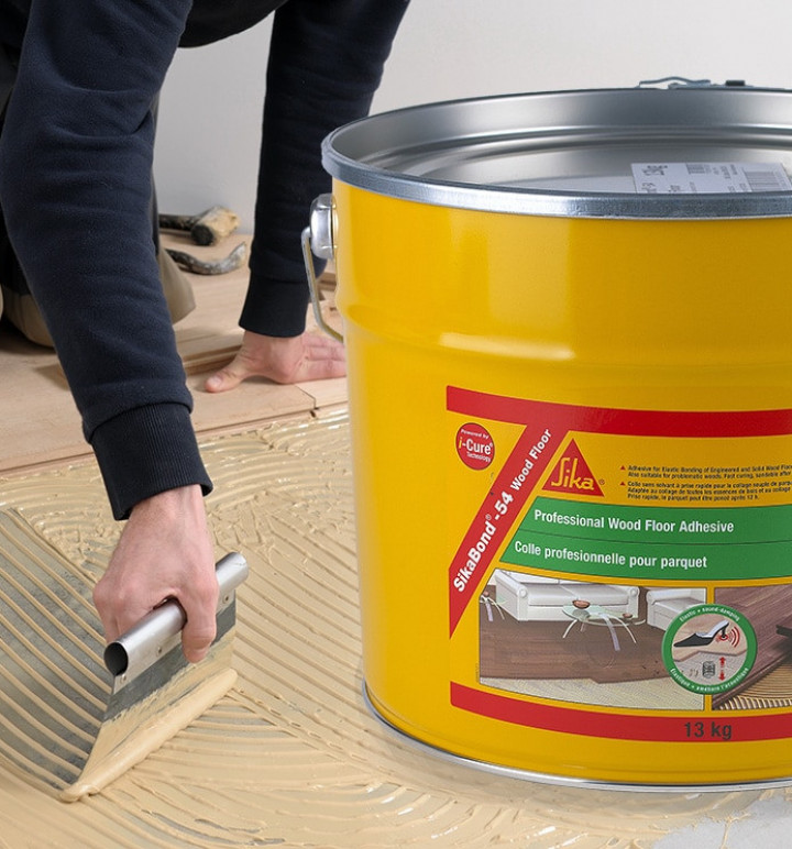 Sika & other adhesives