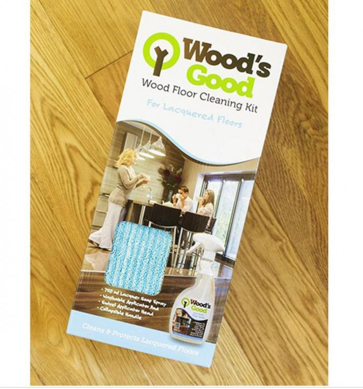 Wood floor care & maintenance