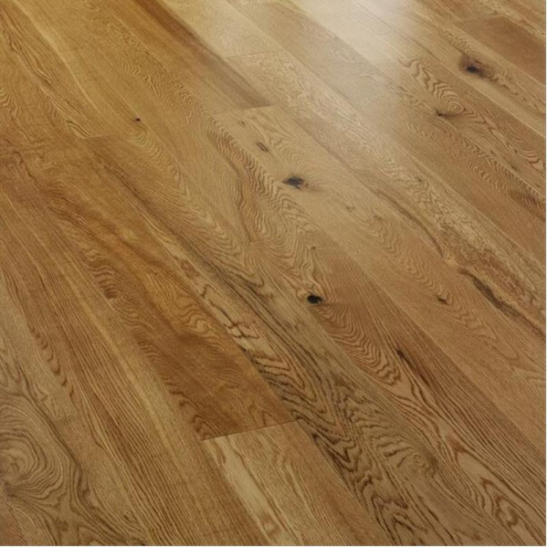 A101 Alpine Oak Rustic Lacquered Plank