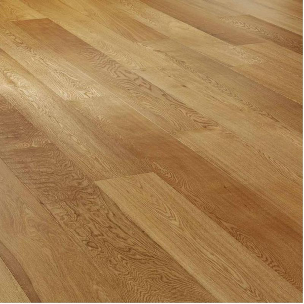 A114 Alpine Wide Oak Select Nature Oiled Plank