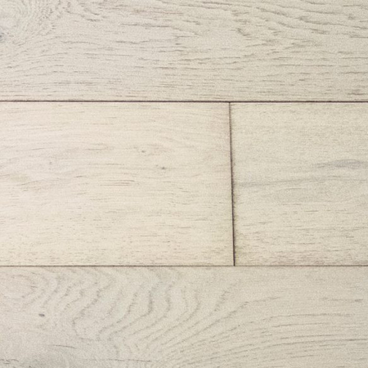 11170 Emerald 189mm Ivory White Brushed and UV Oiled Wood Flooring