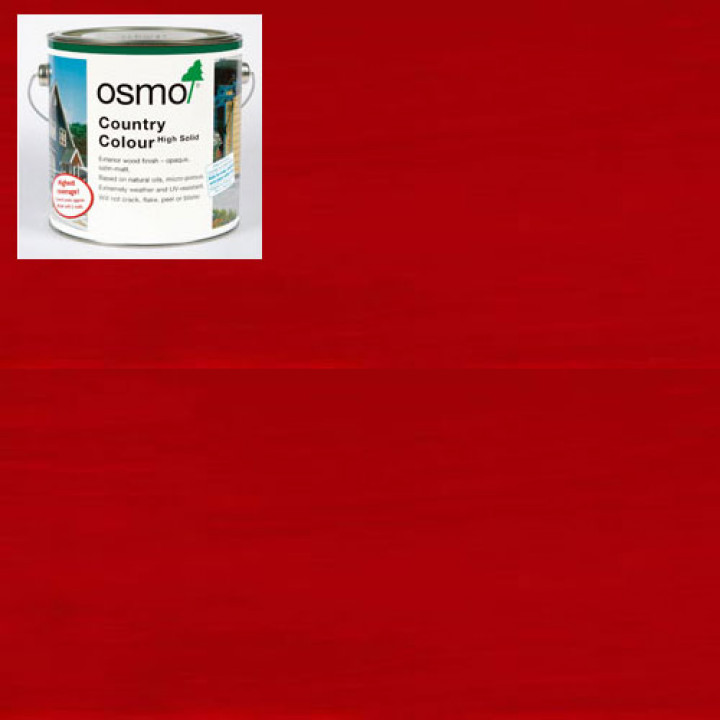 Osmo Exterior Country Colour signal red-2311