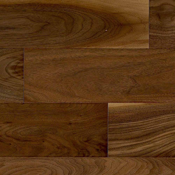 Riviera Walnut Engineered Flooring Lacquered RL