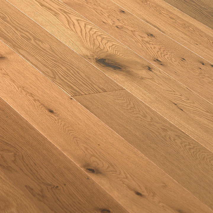 Brooks Floor -Balmoral Engineered Oak Lacquered T&G E2001