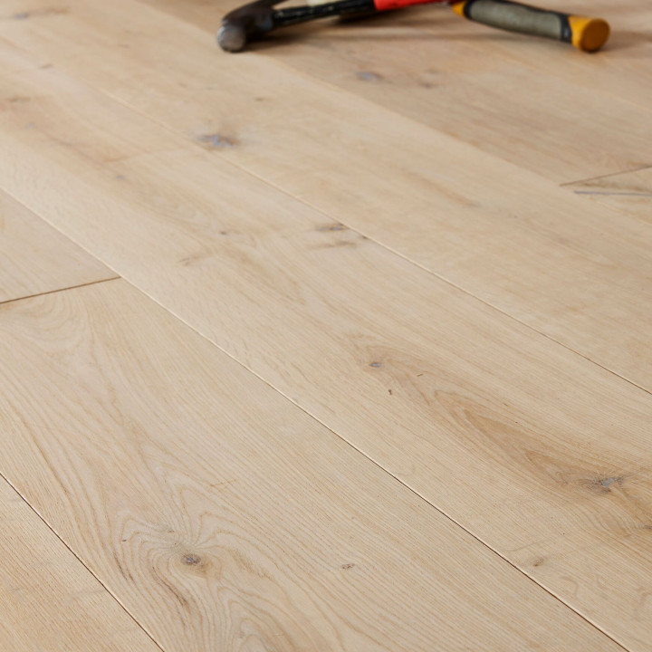 Brooks Floor -Balmoral Engineered Oak Rustic  Unfinished T&G E2007
