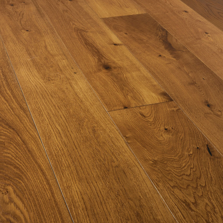 Brooks Floor -Balmoral Engineered Oak Smoked & Oiled T&G E2016