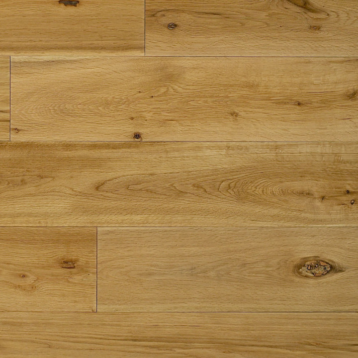 Campania Brushed & UV Oiled 18mm x 125mm Oak Floor