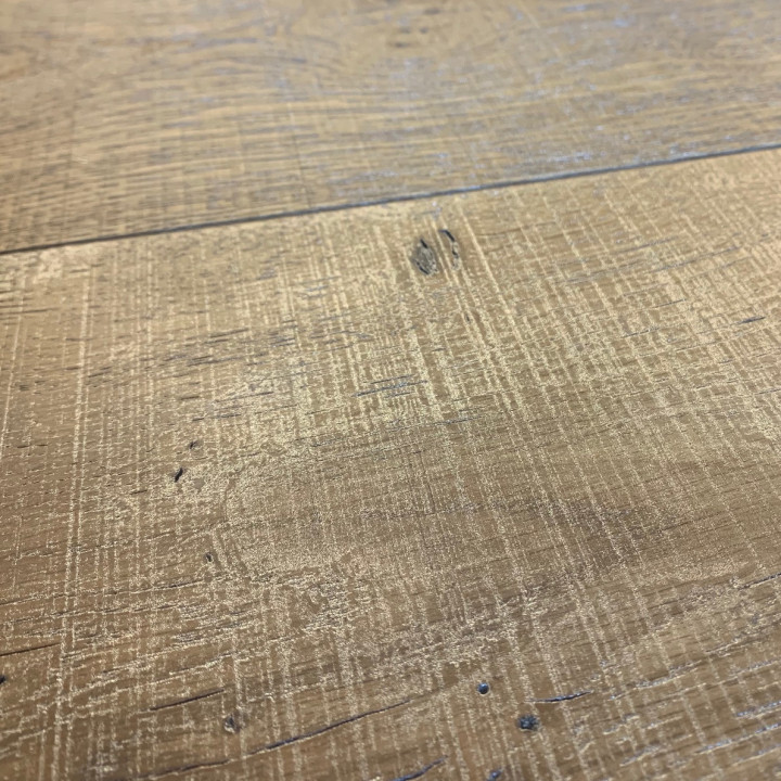 Croftwood Silver Hue Oak Saw Cut & Matt Lacquered