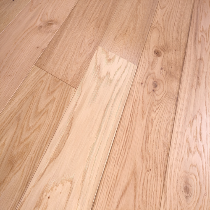 Mazzorbo Easy-Click Brushed & Lacquered Oak Floor