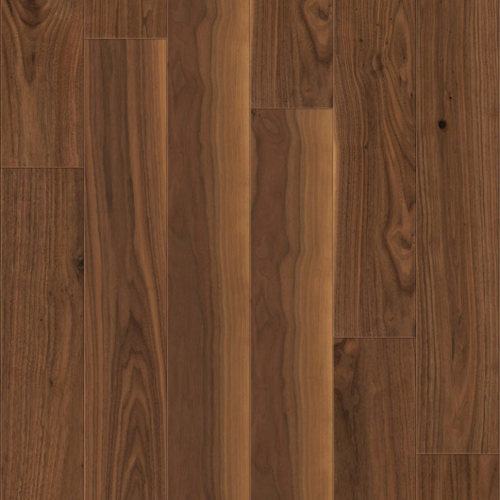 Murano Walnut Wooden Flooring Lacquered