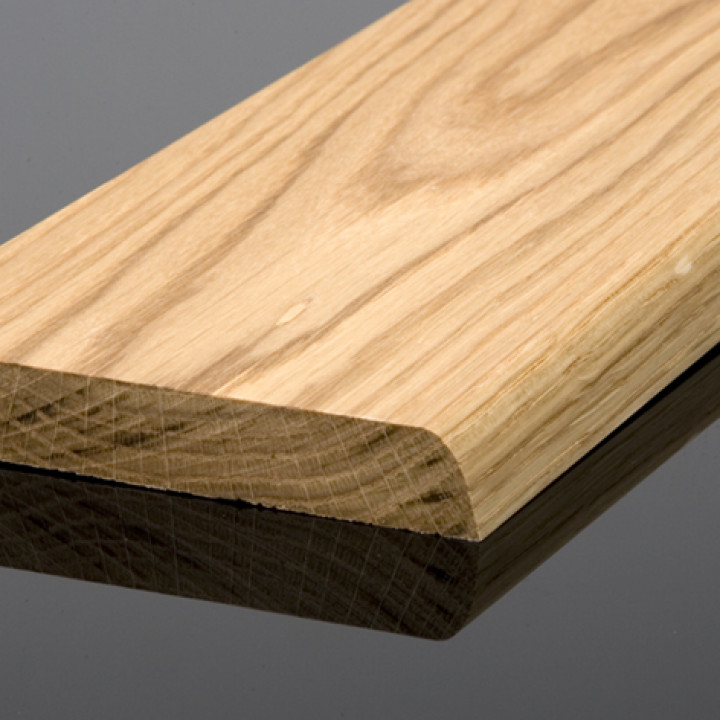 Solid Oak Bullnose Architrave