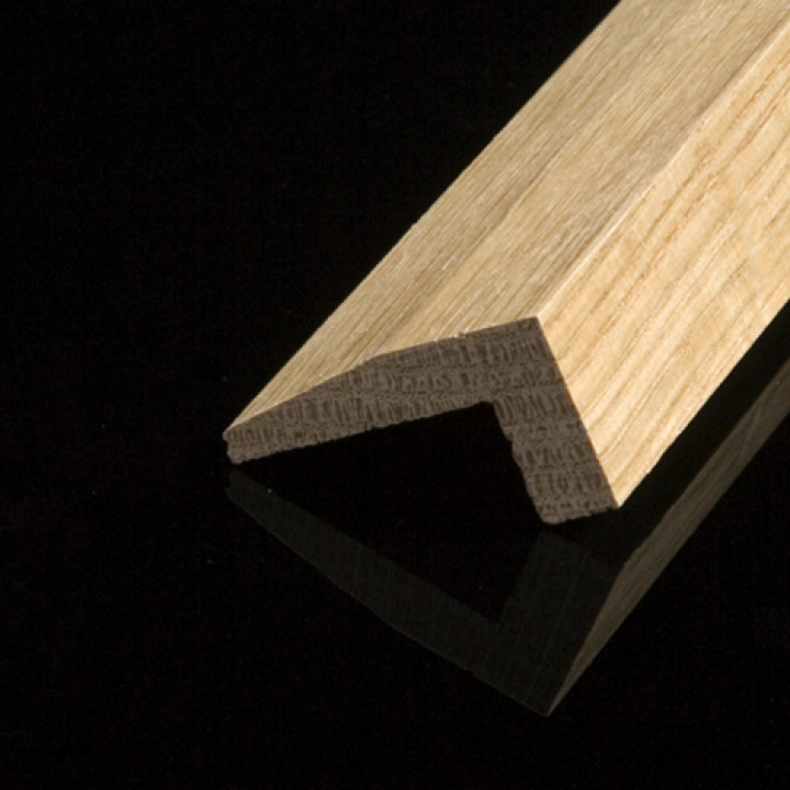 Solid Perimeter Moulding Lacquered Beech
