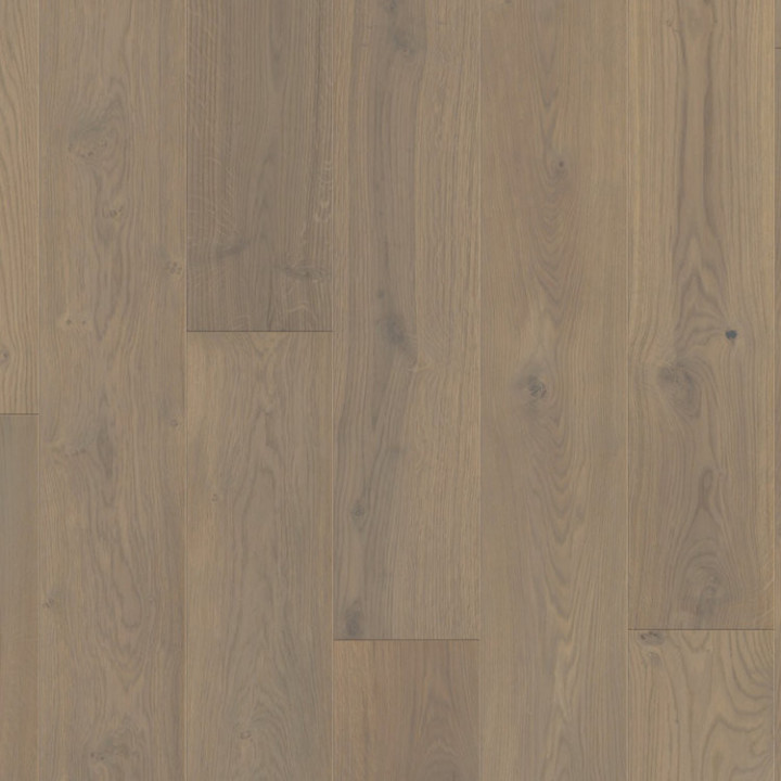 Timba 5G Flooring Brushed & Matt Lacquered Platinum Grey
