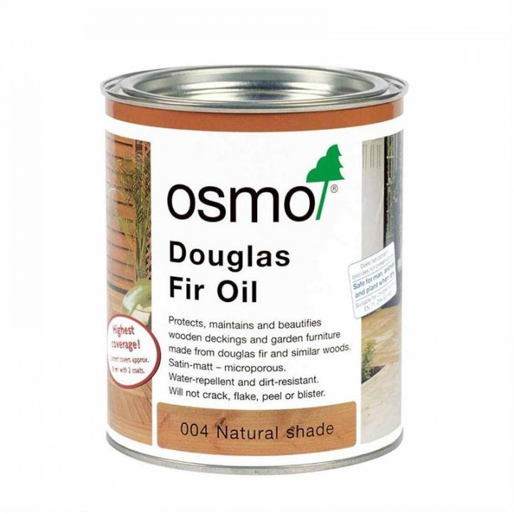 Osmo Wood Oil Colours
