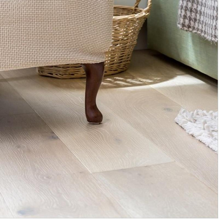 Tradeline White Frost Click-Fit Oak