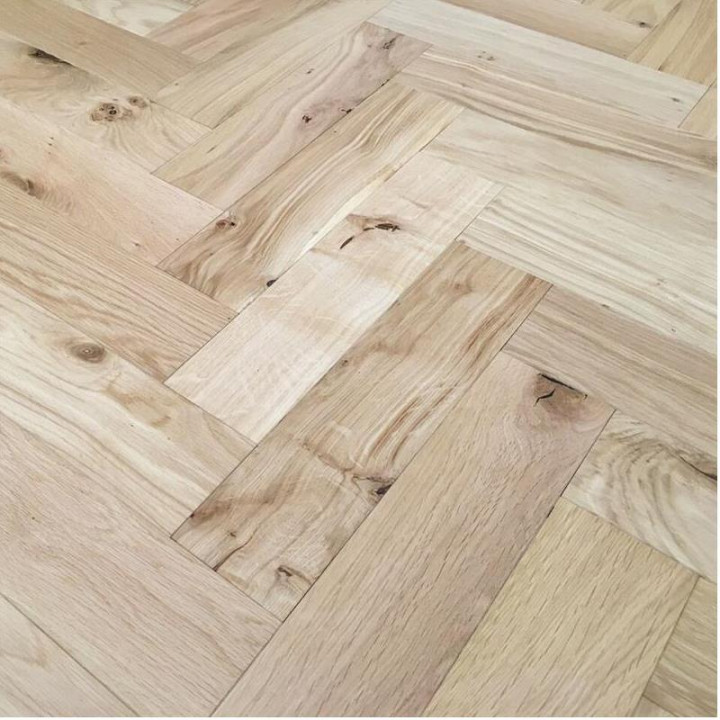 Urban Design Parquet - Engineered Hardwax Oiled Oak