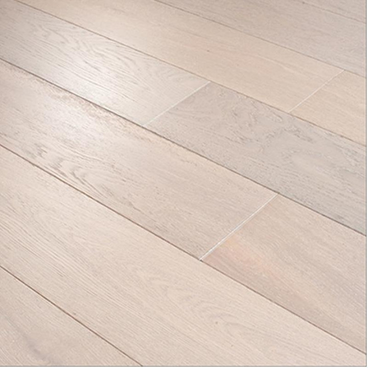 TradeLine White Frost Oak Brushed & UV Oiled Wooden Floor
