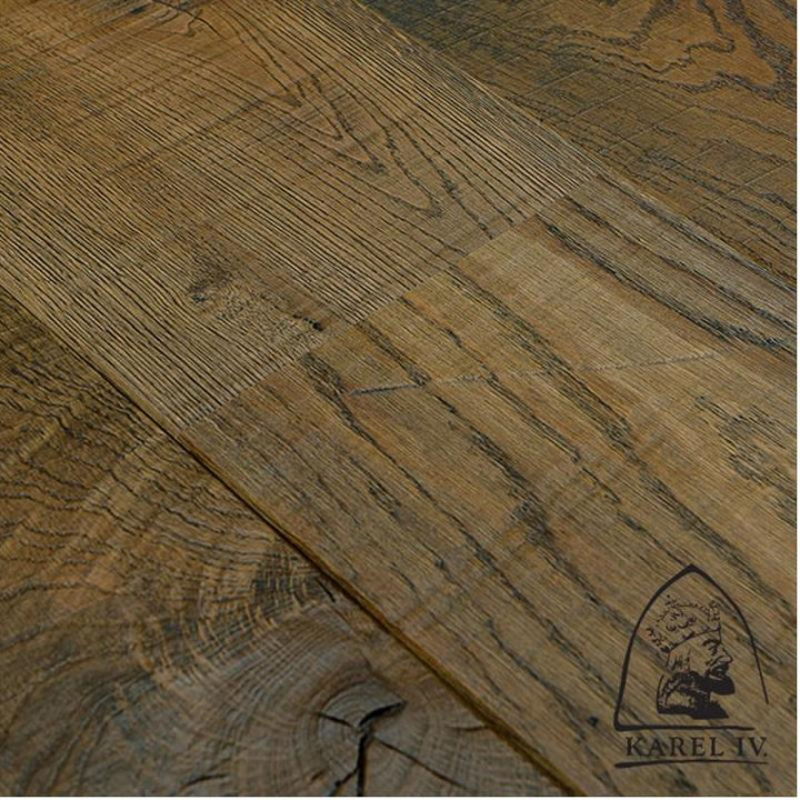 Esco Karel IV - Olive Green Oak Flooring