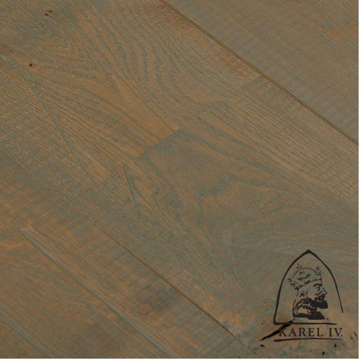Esco Karel IV - Dark Grey Oak Flooring