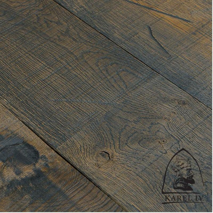 Esco Karel IV - Swamp Oak Flooring