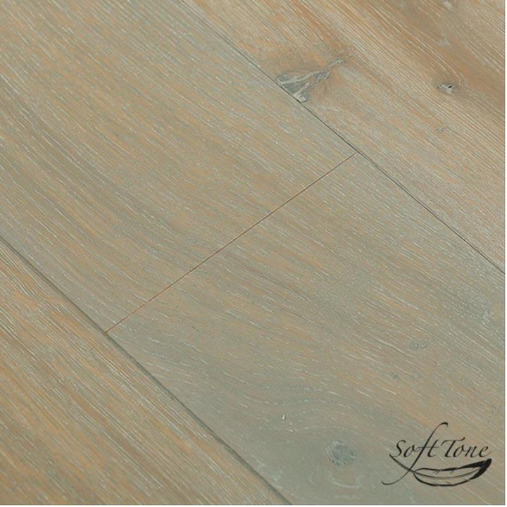 Esco Soft Tone - Seashell Oak Flooring