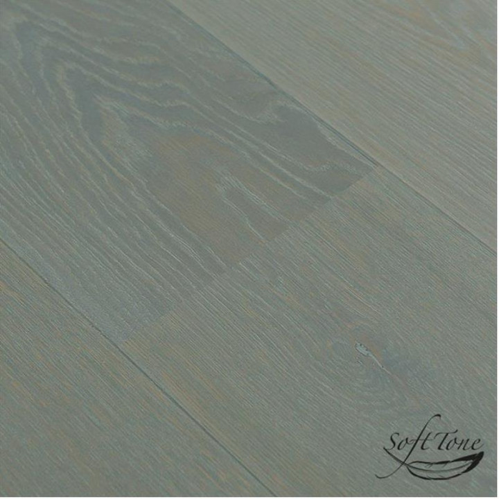 Esco Soft Tone - Light Cyan Oak Flooring