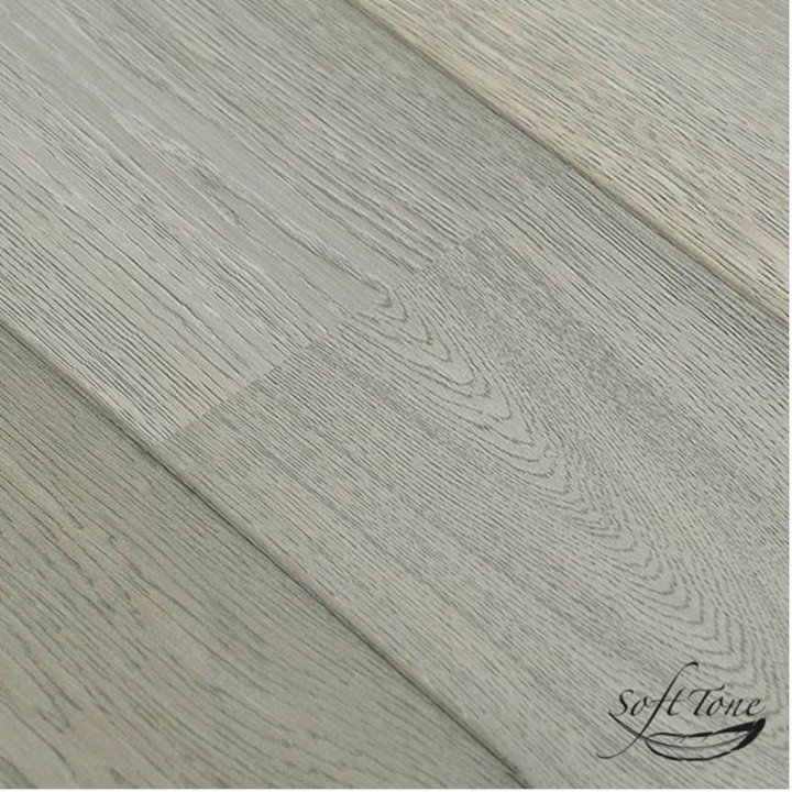Esco Soft Tone - Light Slate Grey Oak Flooring