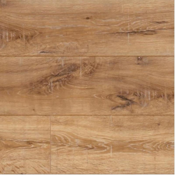 Elka V-Groove 8mm Auburn Oak Laminate Flooring