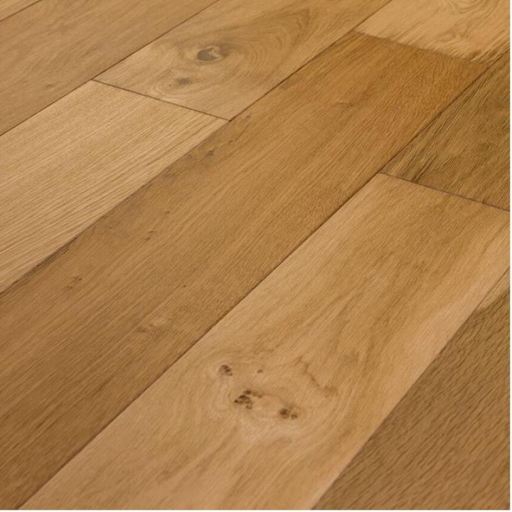 V4 Vittoria Collection VIT102 Oak 150 Rustic UV Oiled Bevelled Plank
