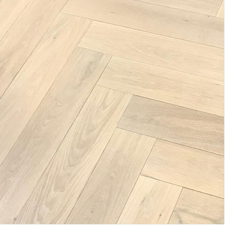 Urban Design Grande Parquet White Oiled Oak