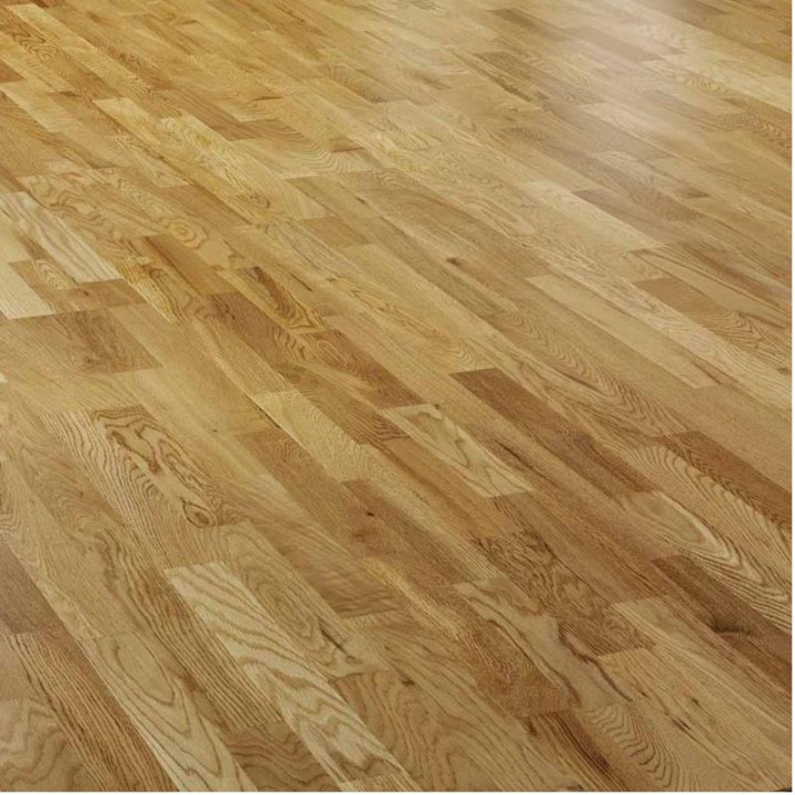 V4 Alpine Three Strip A305 Oak Rustic Lacquered
