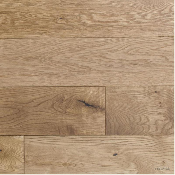 Developer Oak Brushed & UV Oiled