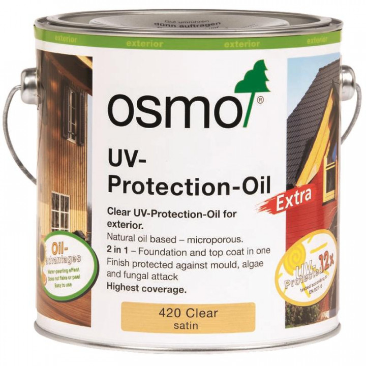 Osmo Uv Protection Oil Extra 420