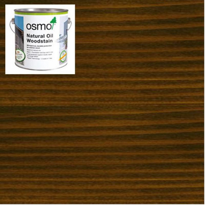 Osmo Natural Oil Woodstain Walnut-707 2.5l