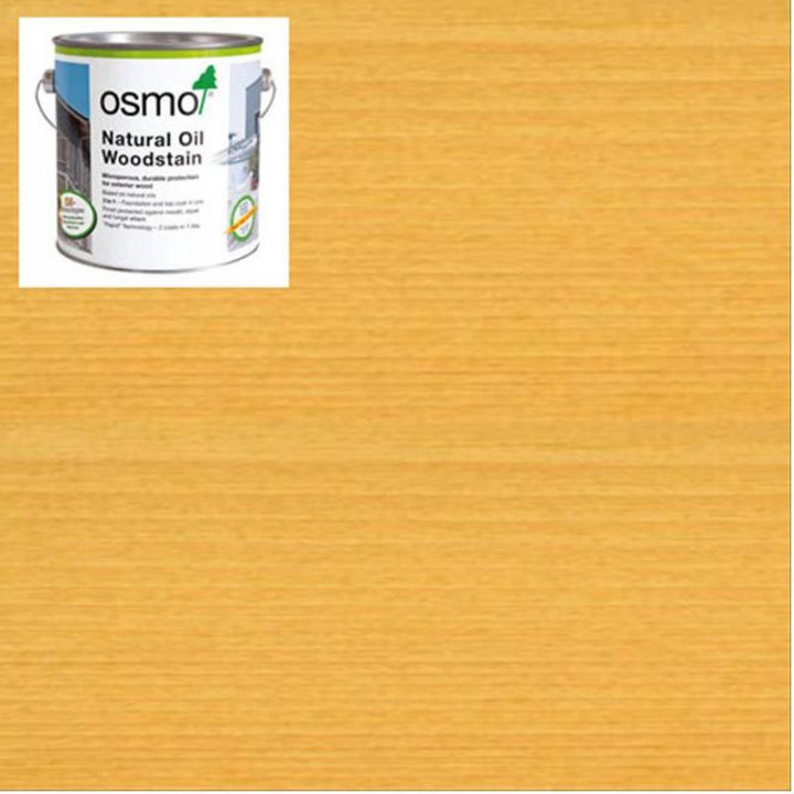 Osmo Natural Oil Woodstain Stone Pine-710 2.5l