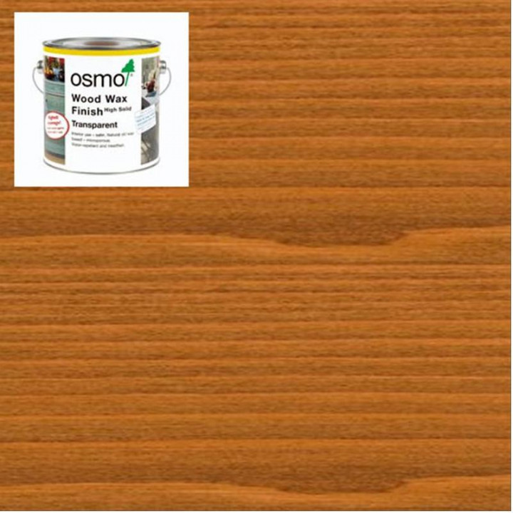 Osmo Wood Wax  Finish Transparent Pine-3123 2.5l