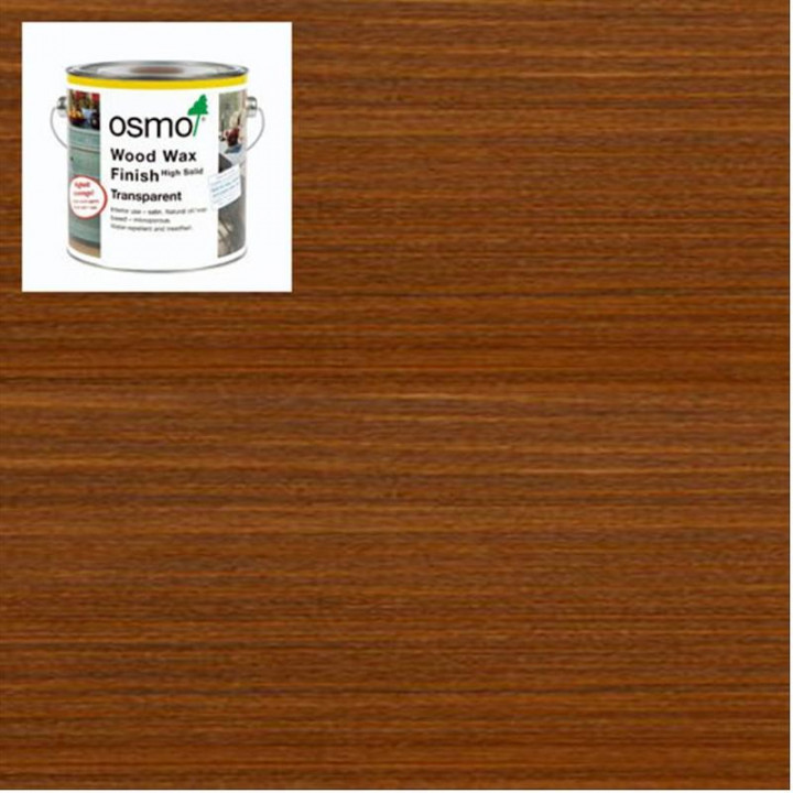 Osmo Wood Wax  Finish Transparent Cognac-3143 2.5l