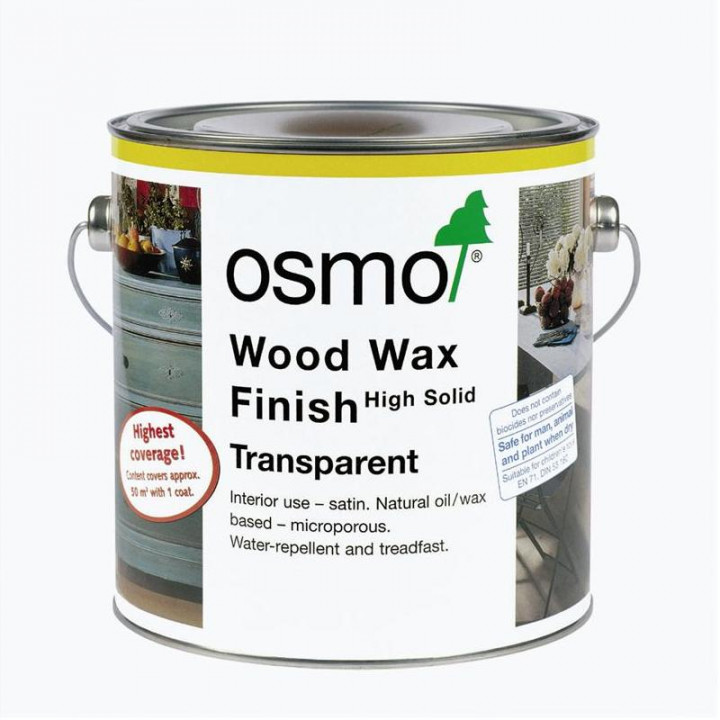 Osmo Woodwax Finish Transparent