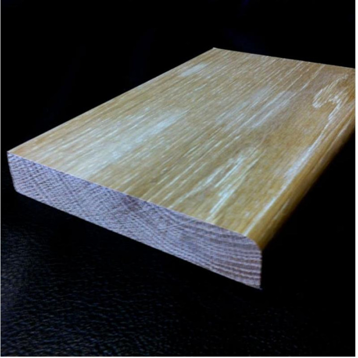 Solid Pencil Round Skirting Board