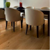 Riviera Oak Lacquered Engineered Wooden Flooring 150mm