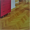 Urban Design - Herringbone Smoked Oak UV Oiled