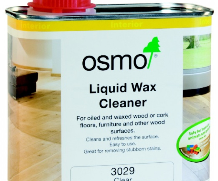 Osmo Liquid Wax Cleaner White 3087 (500ml)