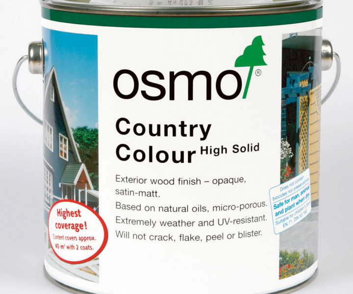 Osmo Country Colour Ral Shade