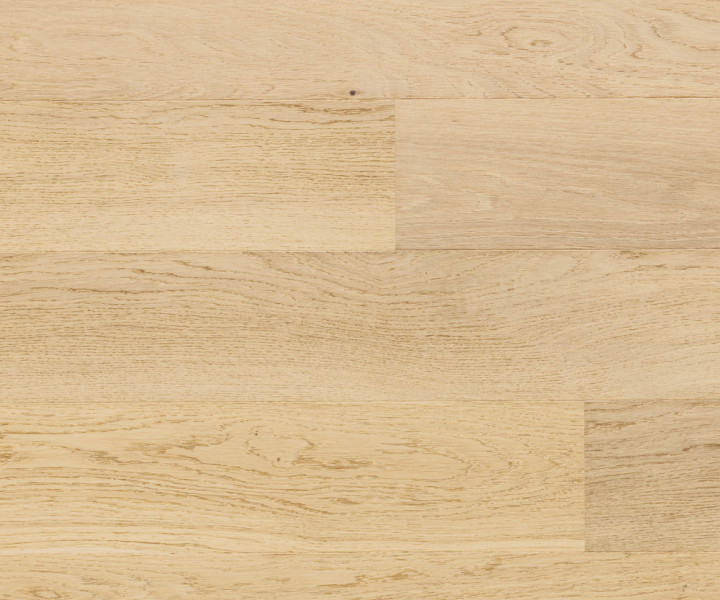 ELKA 12.5mm Double White Brushed Oak Flooring