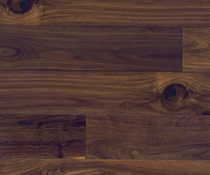 ELKA 18mm Lacquered Walnut Floor