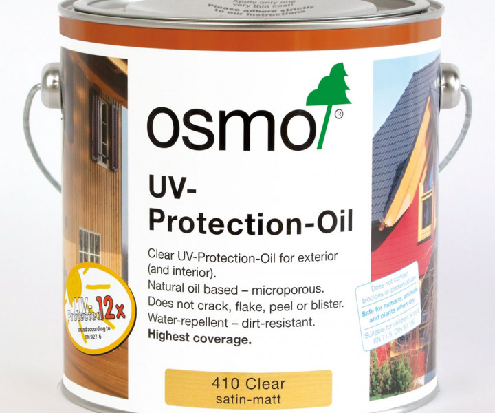 Osmo Uv Protection Oil 410 750ml