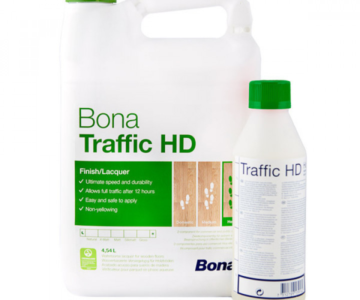 Bona Traffic HD - Extra Matt 5L