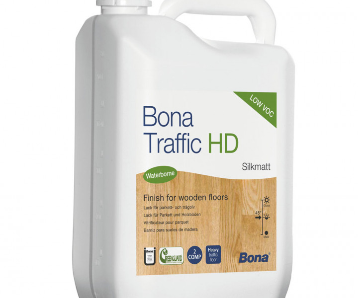 Bona Traffic Hd Matt 5L