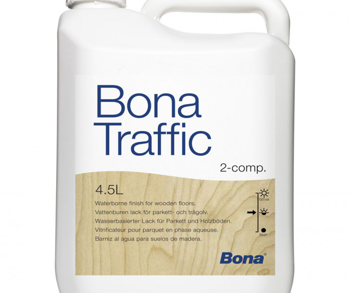 Bona Traffic Lacquer Matt 5L