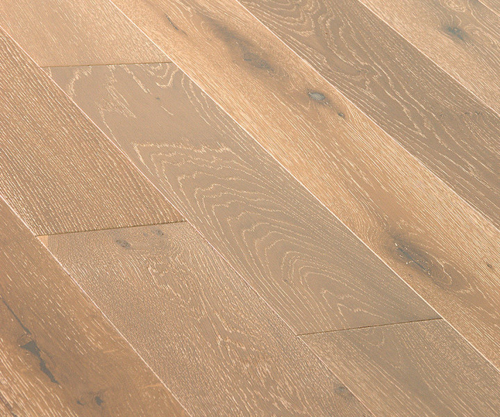 Brooks Floor - Blenheim Multi-ply Oak Smoked Limed Lacquered Character Grade M2012